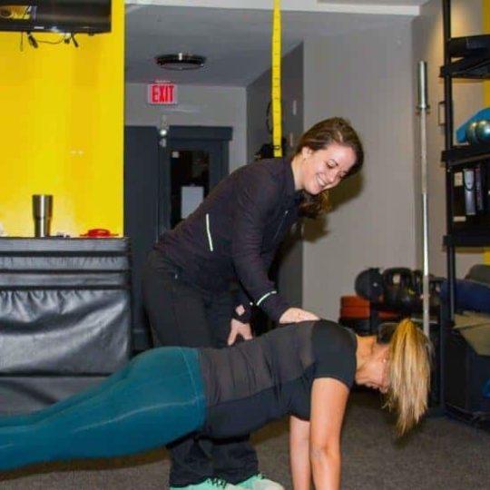 Rachel Plank form