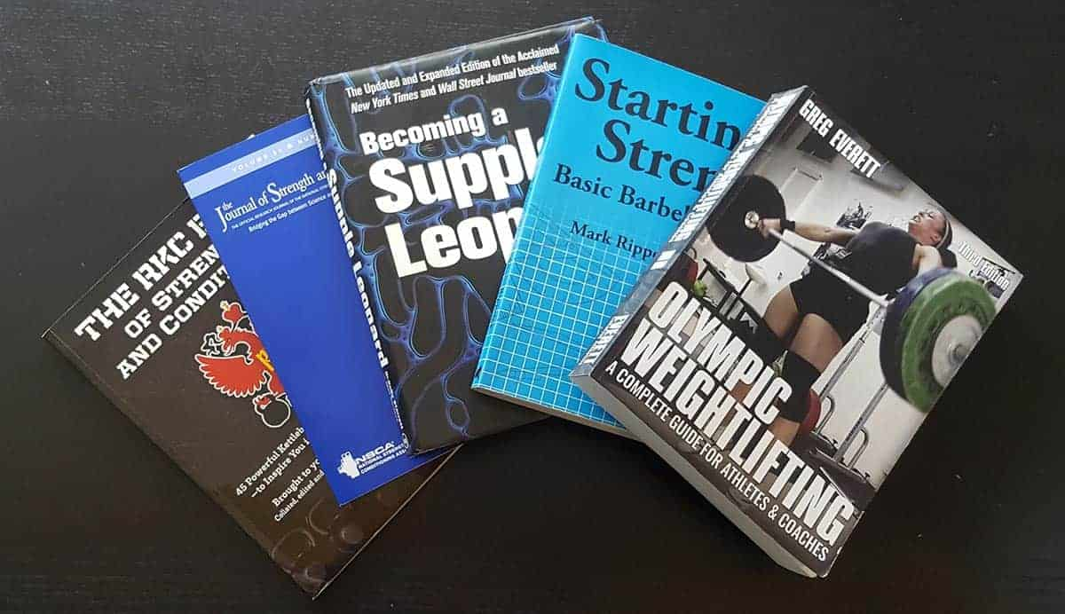 Personal Trainer Certifications and Books