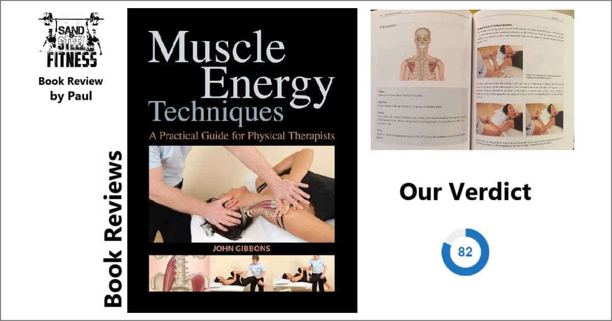 Muscle Energy Techniques Review and Video
