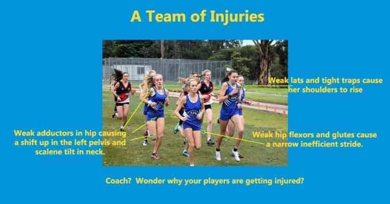 Scalene, Pelvis, Back Pain Running