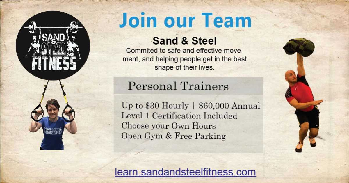Personal Trainer Help Wanted Jobs Careers
