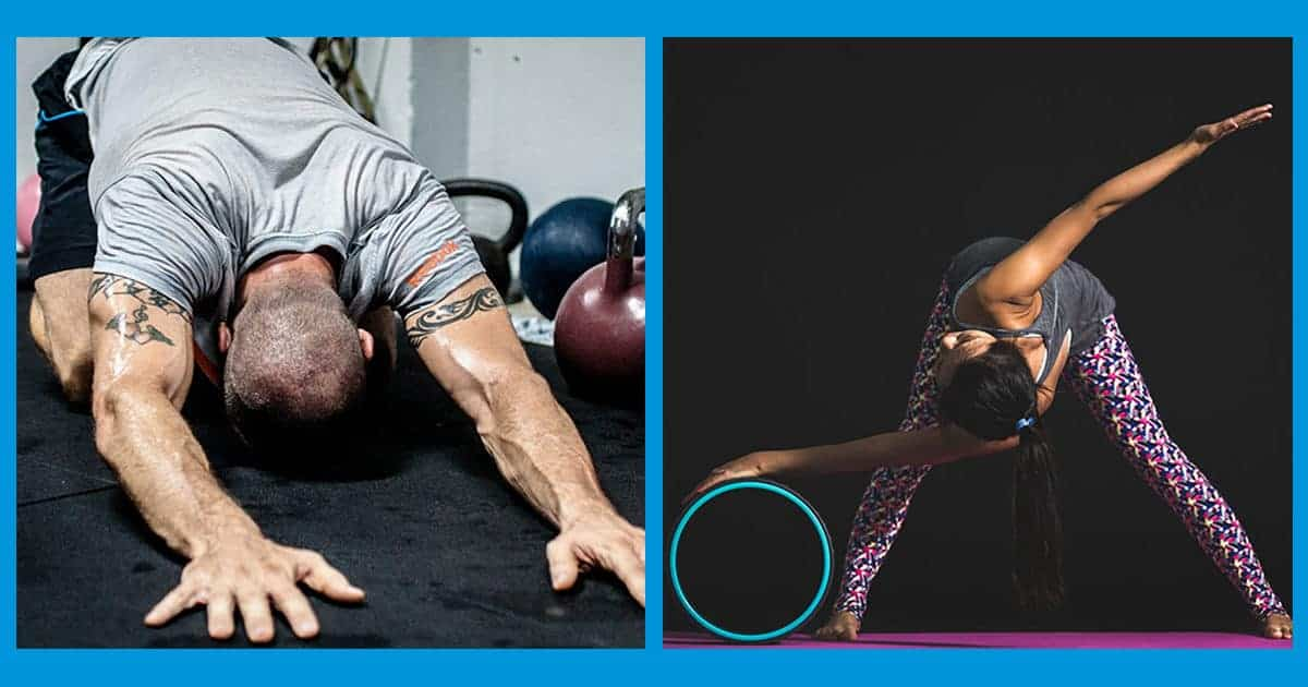 Mobility, Flexibility, Yoga, and Guided Partner Stretching