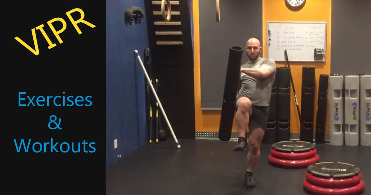 Vipr Exercises and Workouts