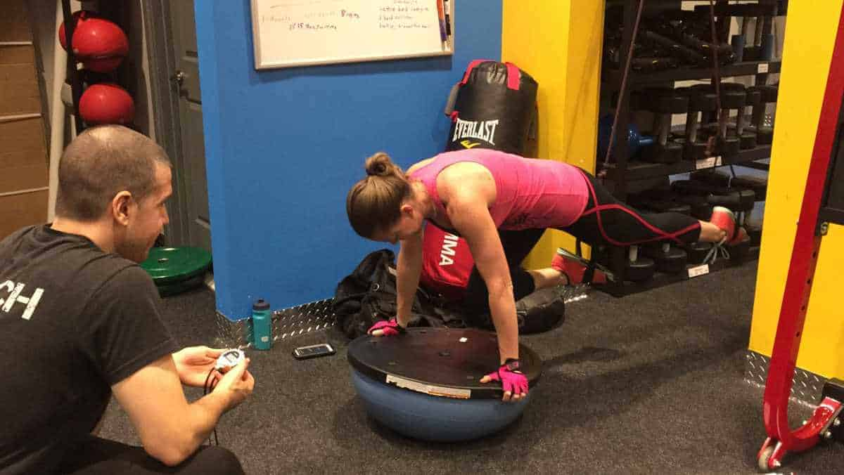 Personal Training, Mobility, Nutrition, Yoga. Private Sessions. Get Started