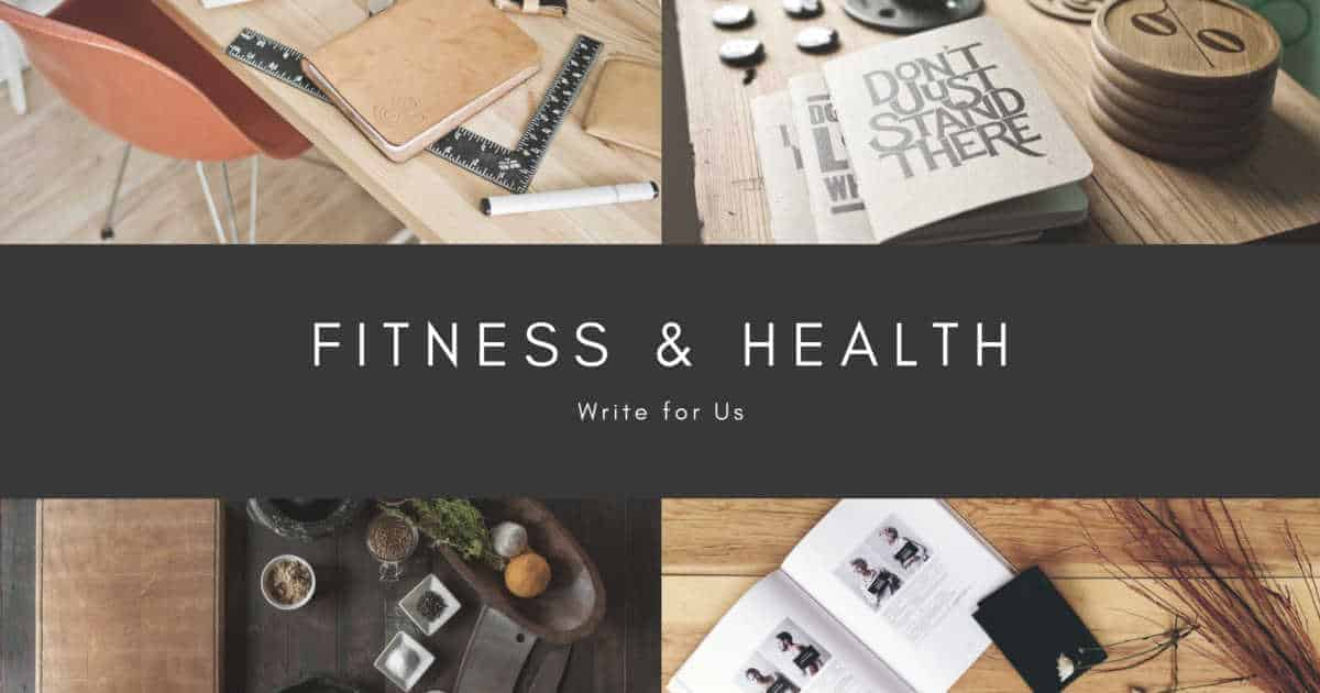 Fitness Health Guest Post Ad