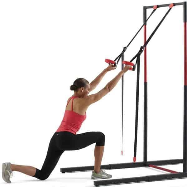 TRX Suspension Trainer Exercises For Bodybuilding