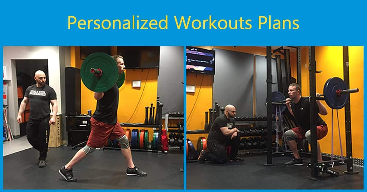 Personalized Workout Program Plan