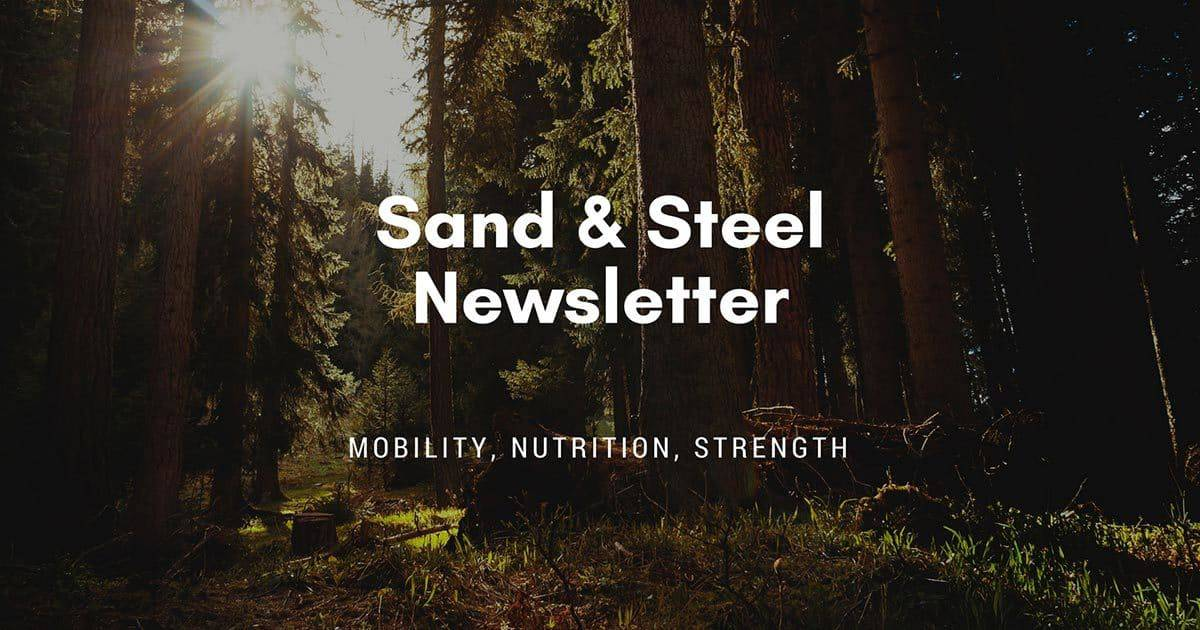 CrossFit Newsletter on Mobility, Yoga, Nutrition, & Strength