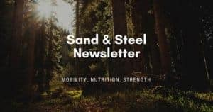 Mobility, Nutrition, Strength.  A Newsletter