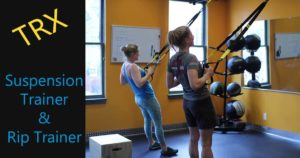 TRX Suspension Trainer Rip Trainer Exercises