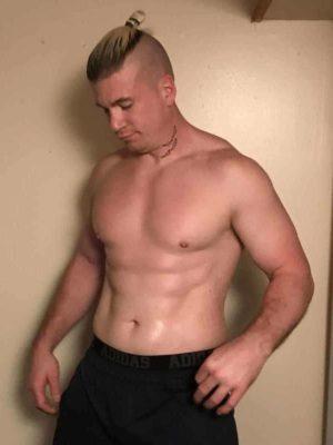Chris After Bodybuilding