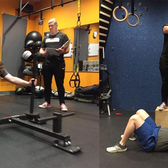 Chris Personal Training