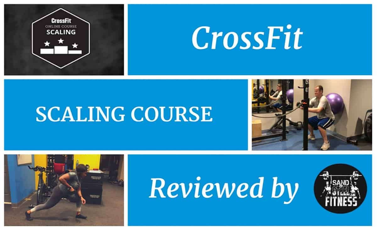 CrossFit Scaling Course