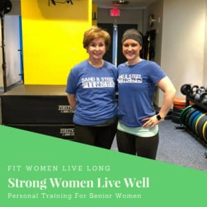 Personal Trainer for Senior Women