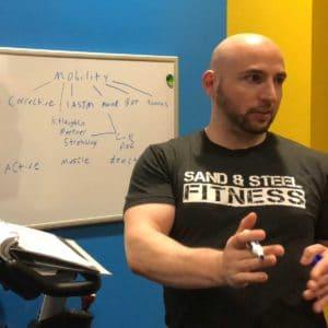 CrossFit Alexandria VA Mobility