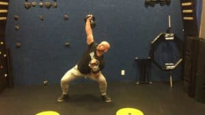 Paul Kettlebell Two Hand Anyhow