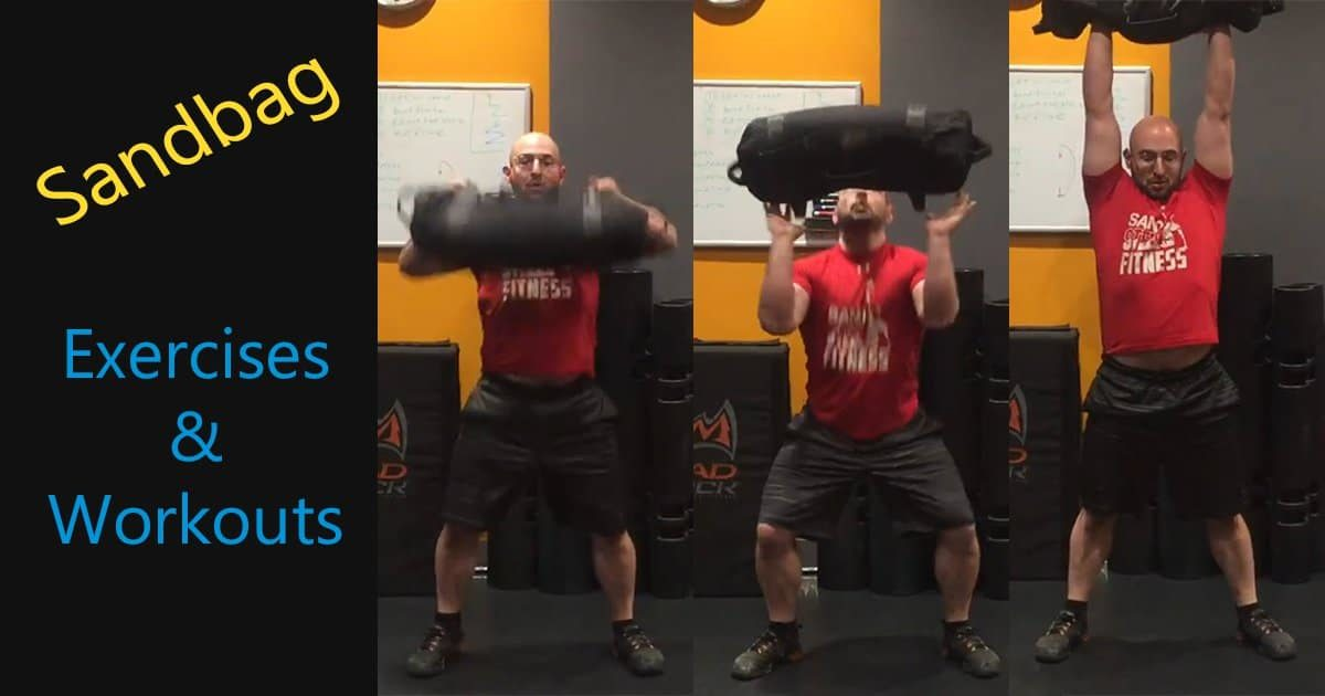 Brute Force Sandbag Exercise Equipment