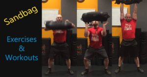 Brute Force Sandbag Exercise Equipment