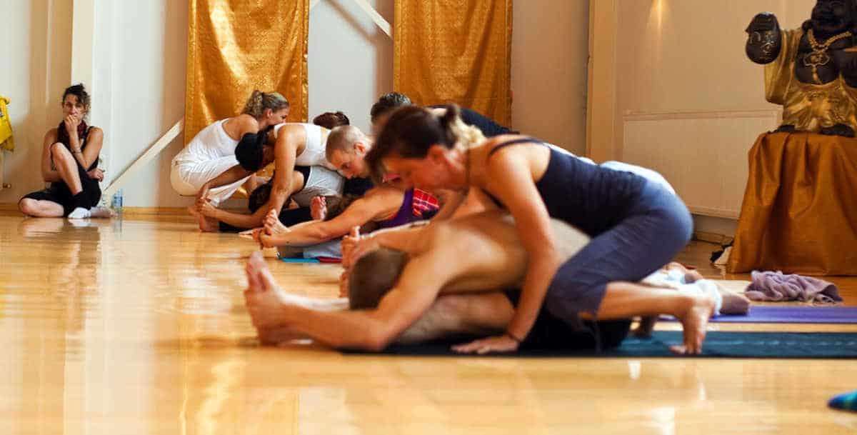 Yoga Adjustment Private Yoga Lessons