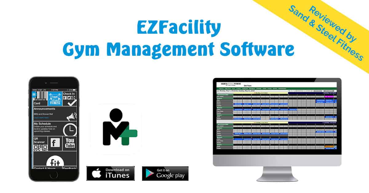 EZFacility Review Gym Management Software