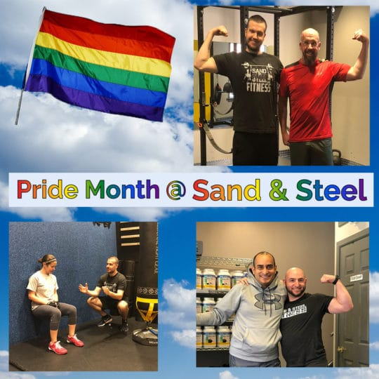 Personal Trainer Gay Pride Month LGBT