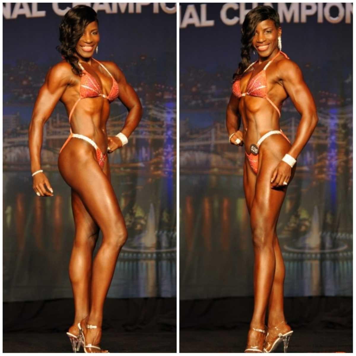 Robin Marion Bodybuilding Figure Competitor