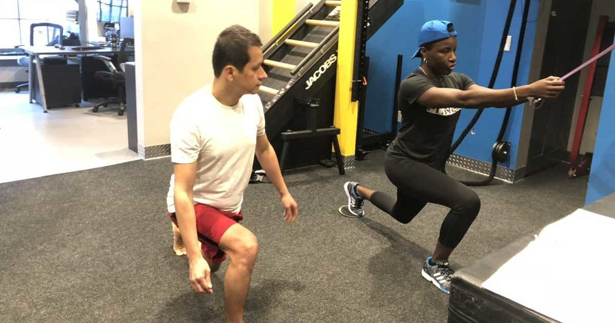 Robin Strength Training for Triathletes