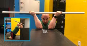 Shoulder Mobility Stretches and Rotator Cuff Exercises