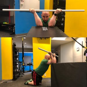 Shoulder Injury and Rotator Cuff Exercises