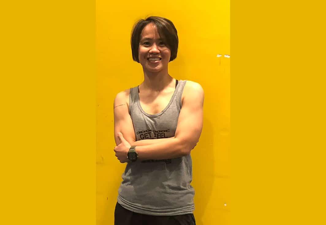 Yen-Chen Boxing Coach and Senior Fitness
