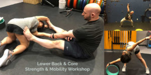Core and Lower Back. Mobility & Movement Worshop 2 by 1 Version 2