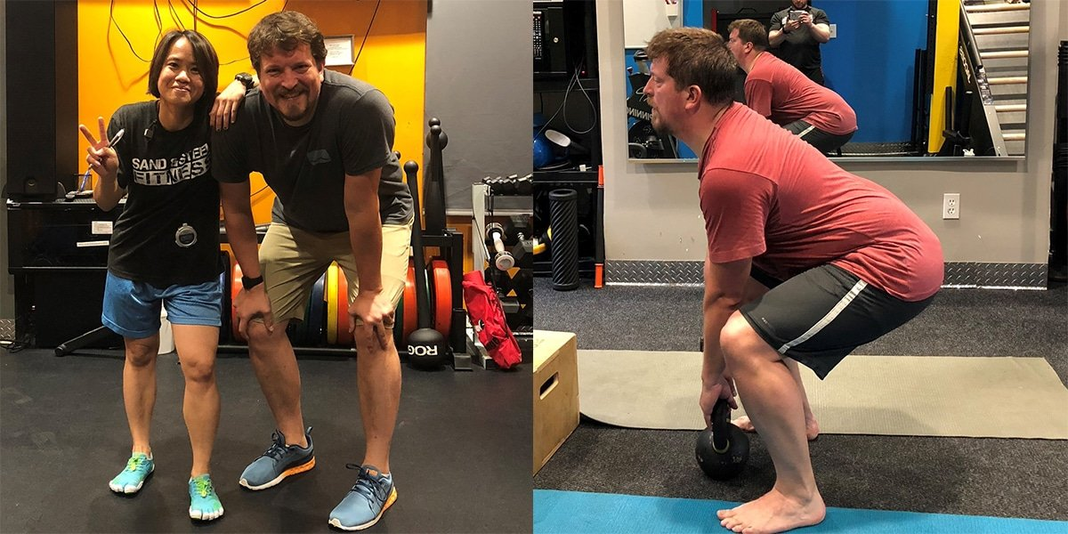Client Transformation Story Dan