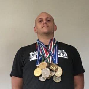 Kettlebell Sport Medals Awards