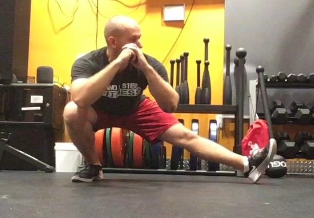 weightlifting stretching