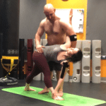 Revolved Triangle Pose – Parivrtta Trikonasana