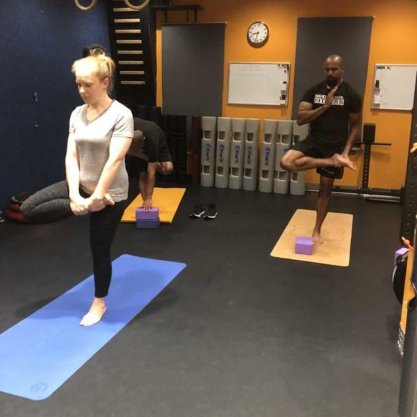 Private Yoga Session Instruction