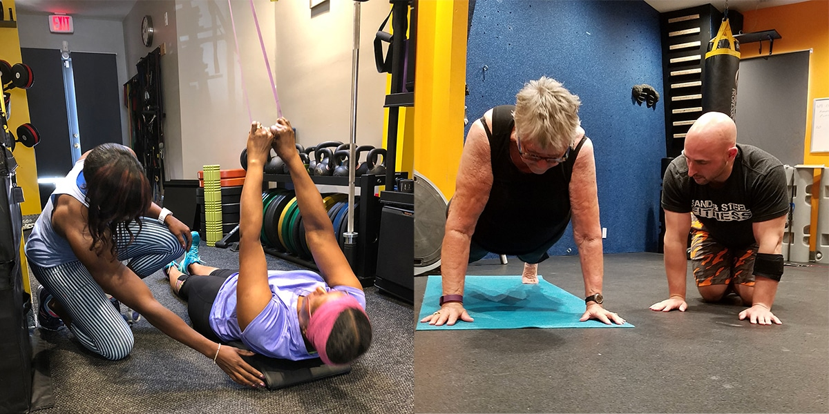 Senior Fitness and Senior Exercises