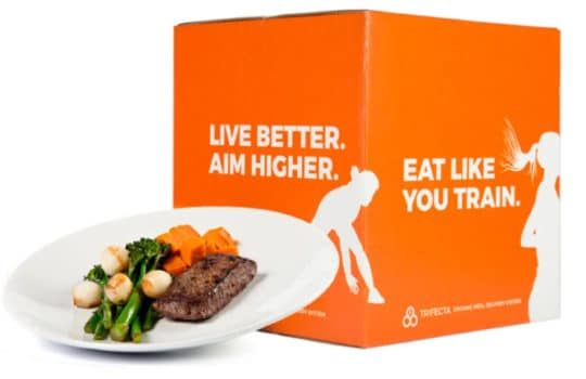 Trifecta Nutrition Meal Delivery Service