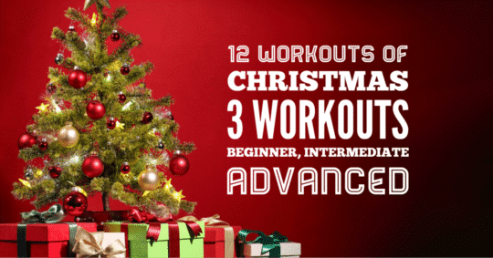 12 Workouts of Christmas