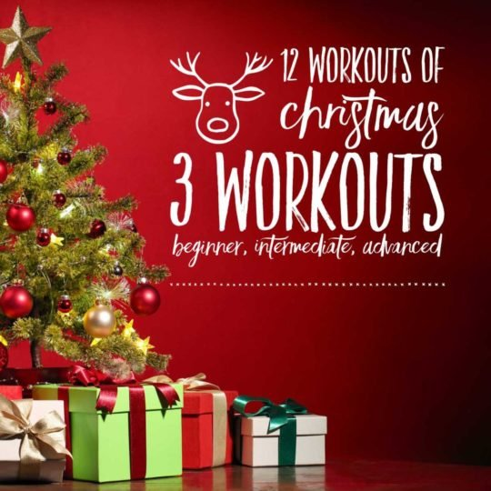 12 Workouts of Christmas Square