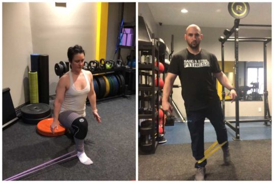 Hip Mobility and Groin Stability Corrective Exercise