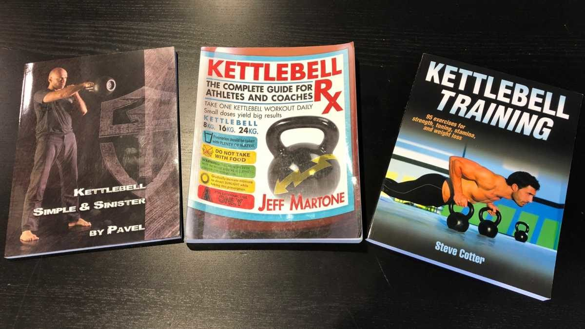 Kettlebell and Kettlebell Sport Books