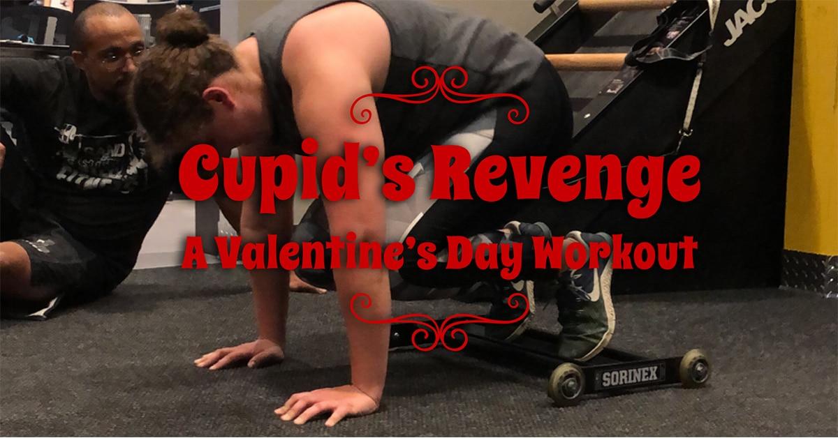Cupid's Revenge AMRAP - Valentine's Day WOD