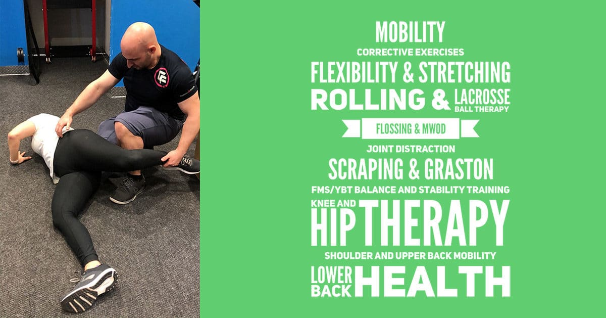 Mobility Stretching Flexibility Scraping Rocktape Graston Therapy