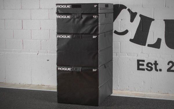 Rogue Padded Plyo Boxes