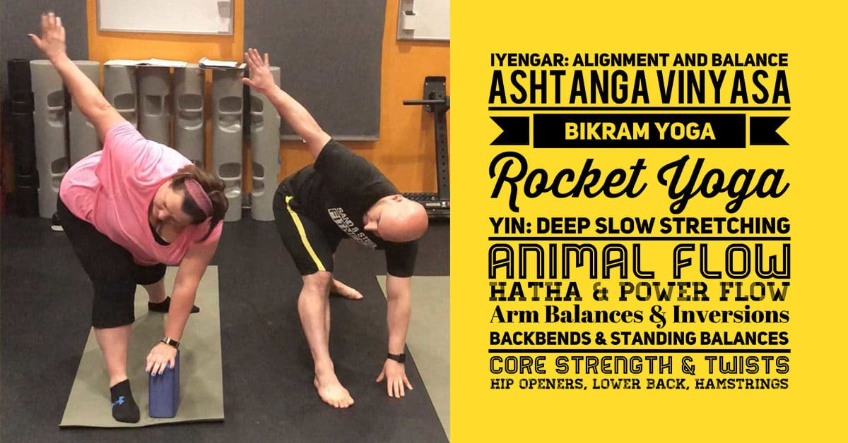 Private Yoga Lessons astanga rocket animal flow bikram yin