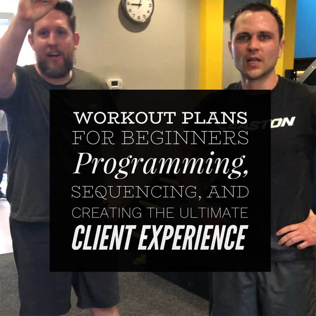 Workout Plans for Beginners