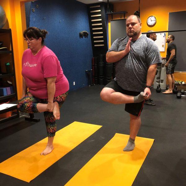 Yoga For Beginner Iyengar Tree Pose