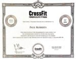 CrossFit Level II Certificate
