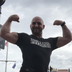 Paul Roberts. Personal Trainer & Mobility Coach